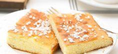 Omas-Holunderblüten-Kuchen