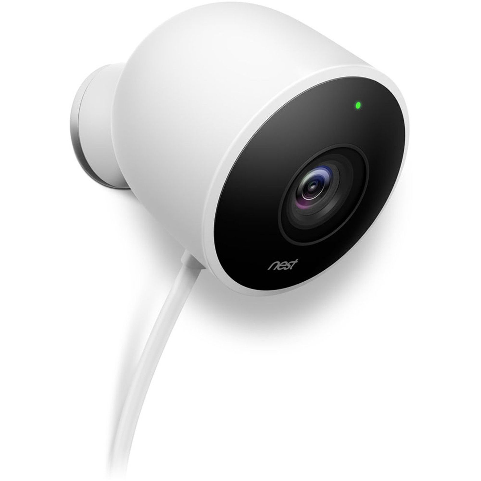 Shop Online And Read Reviews For Nest Cam Outdoor Wi Fi Security Camera 1080p H 264 130 Viewing Angle Night Vision Two Way Audio Nc2 Security Cameras For Home Wireless Security Cameras Best Security Cameras