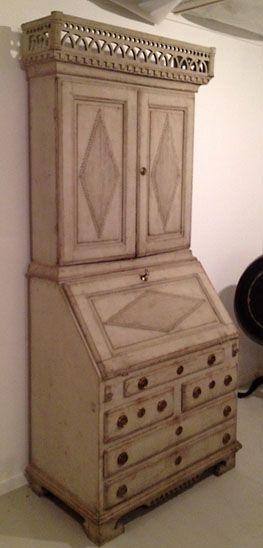 New Shipment Swedish Antique Furniture Scandinavian Sweden