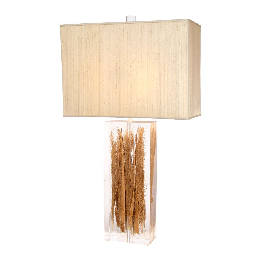 Van Teal 783272 Earth Wise Natural Interest Table Lamp | ATG Stores