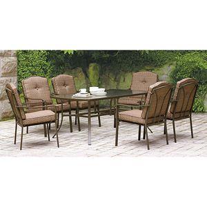 39+ Mainstays 7 piece patio dining set Trending