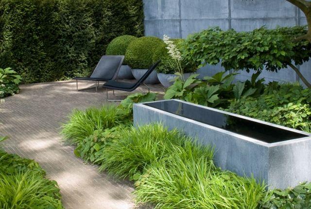 Jardines brit nicos de altura tom stuart smith plantas for Jardineria al aire libre casa pendiente