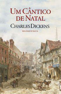 Manta de Histórias: Um Cântico de Natal de Charles Dickens - Relógio D...