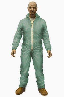 Figura Walter Breaking Bad Traje Azul | Merchandising Películas