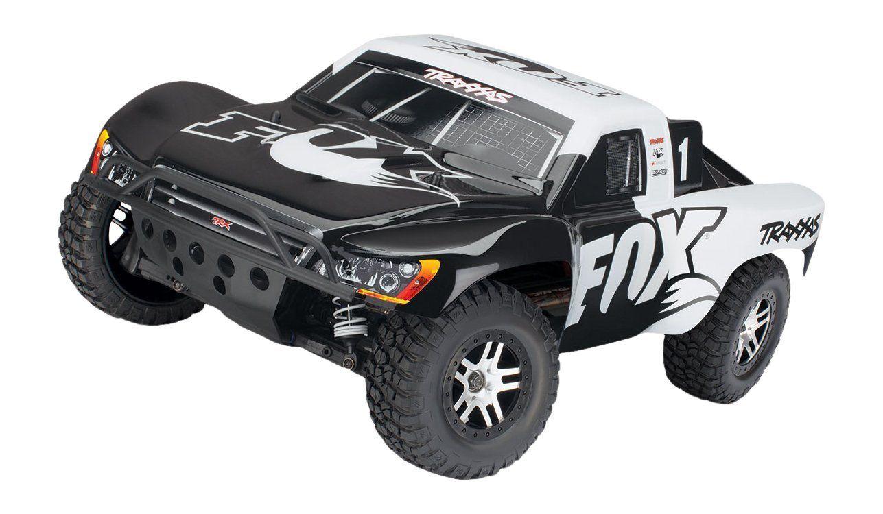 Traxxas Slash 4X4 1/10 Scale 4WD Electric