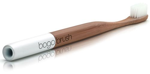bogobrush the biodegradable buy one give one toothbrush things