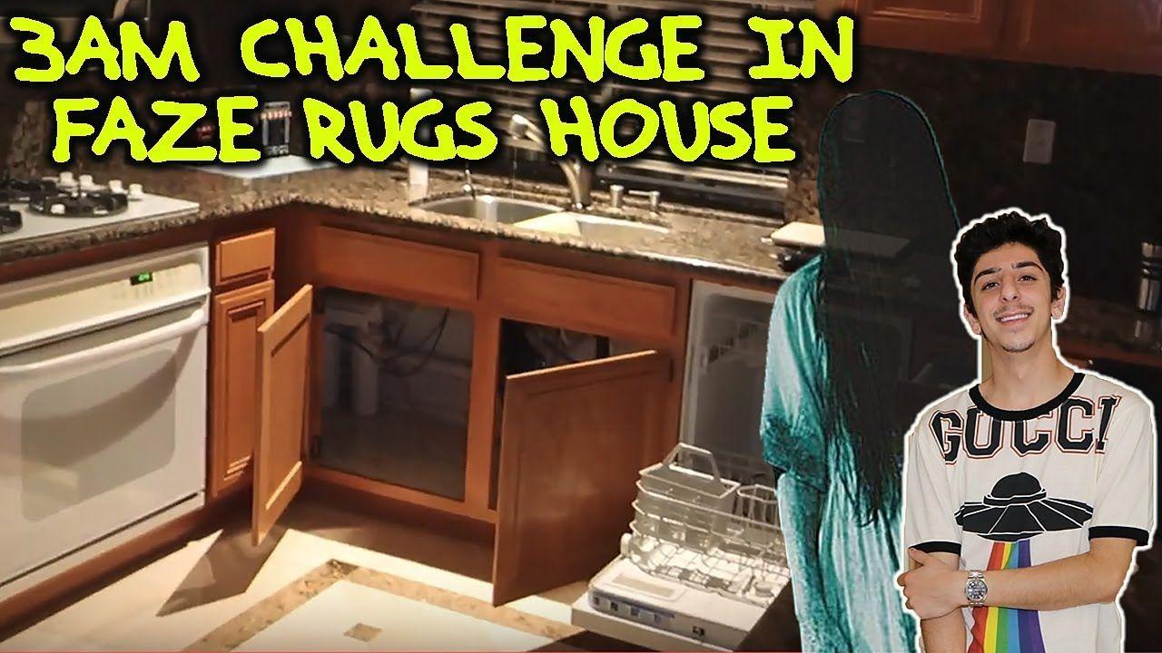 Un Edited 3am Inside Haunted Faze Rug House Rugs House Family
