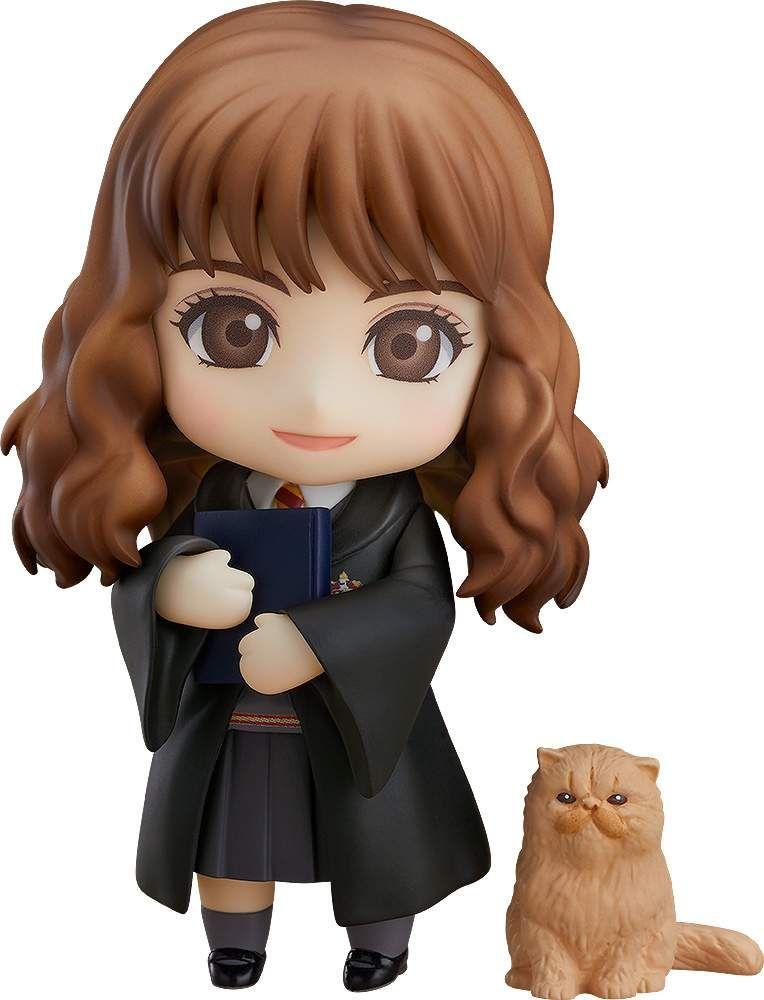 Nendoroid Harry Potter Hermione Granger Harry Potter Dolls Harry Potter Hermione Granger Harry Potter Hermione