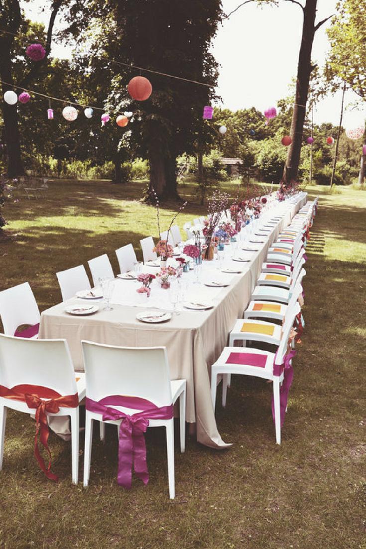 Coole Vintage Hochzeit Im Garten Vom Schloss Jagersburg