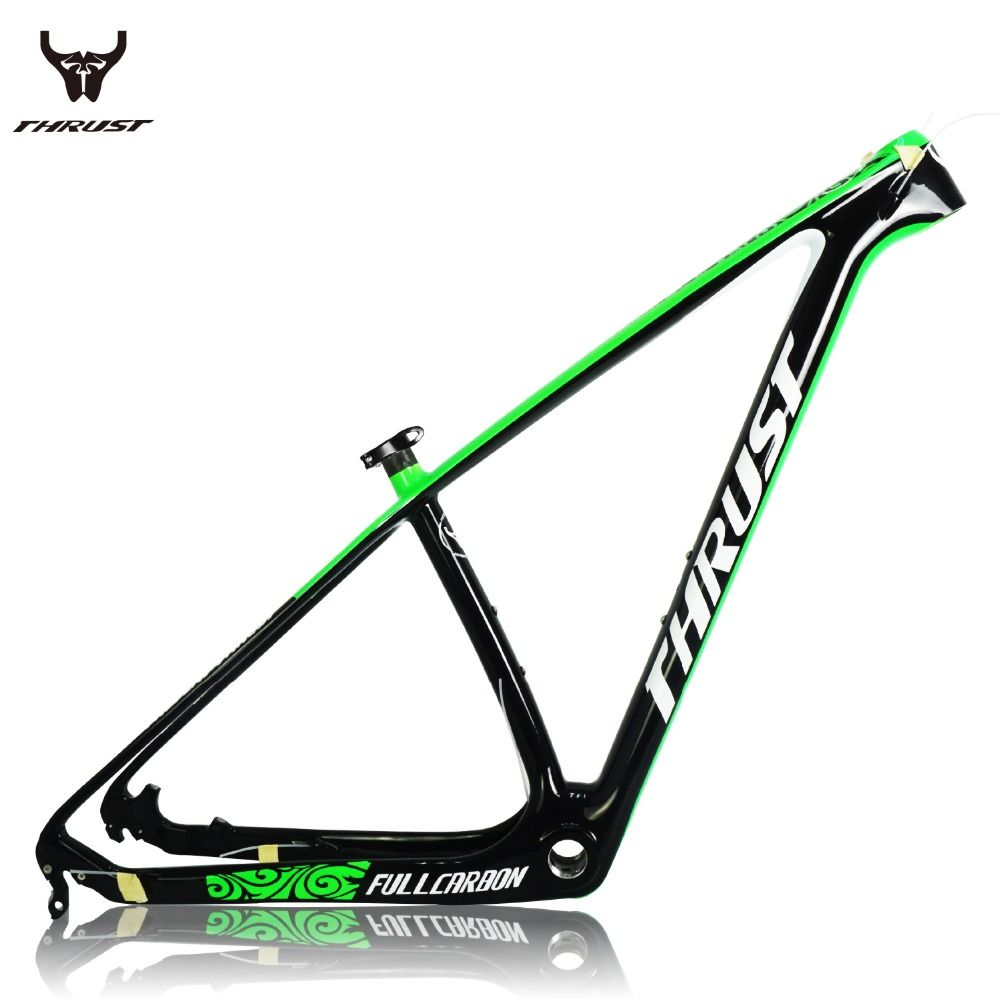 THUST Carbon mtb Frame 29er 2017 Carbon Mountain Bike Bicycle Frame ...