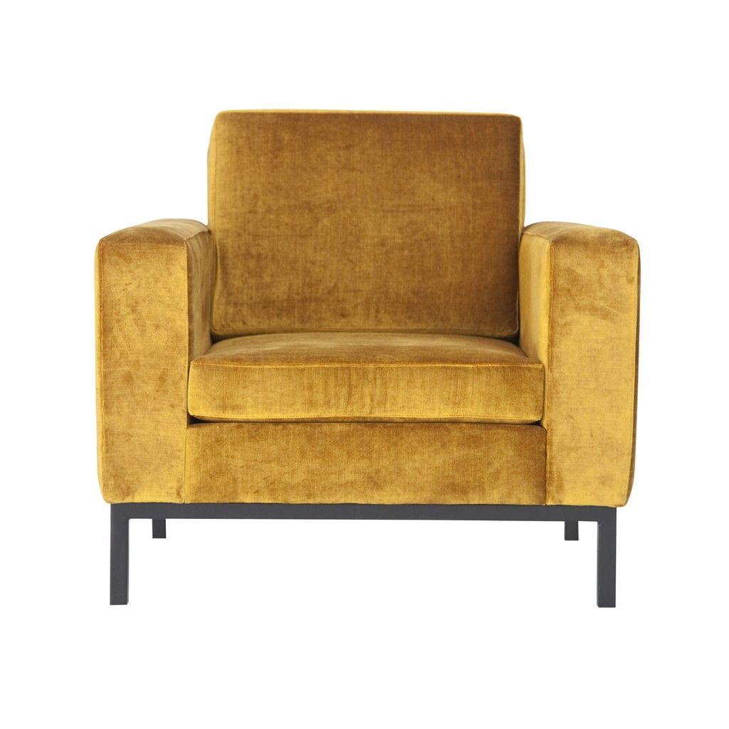 30 fauteuils qui n attendent que vous elle d coration d co pinterest fauteuil jaune. Black Bedroom Furniture Sets. Home Design Ideas