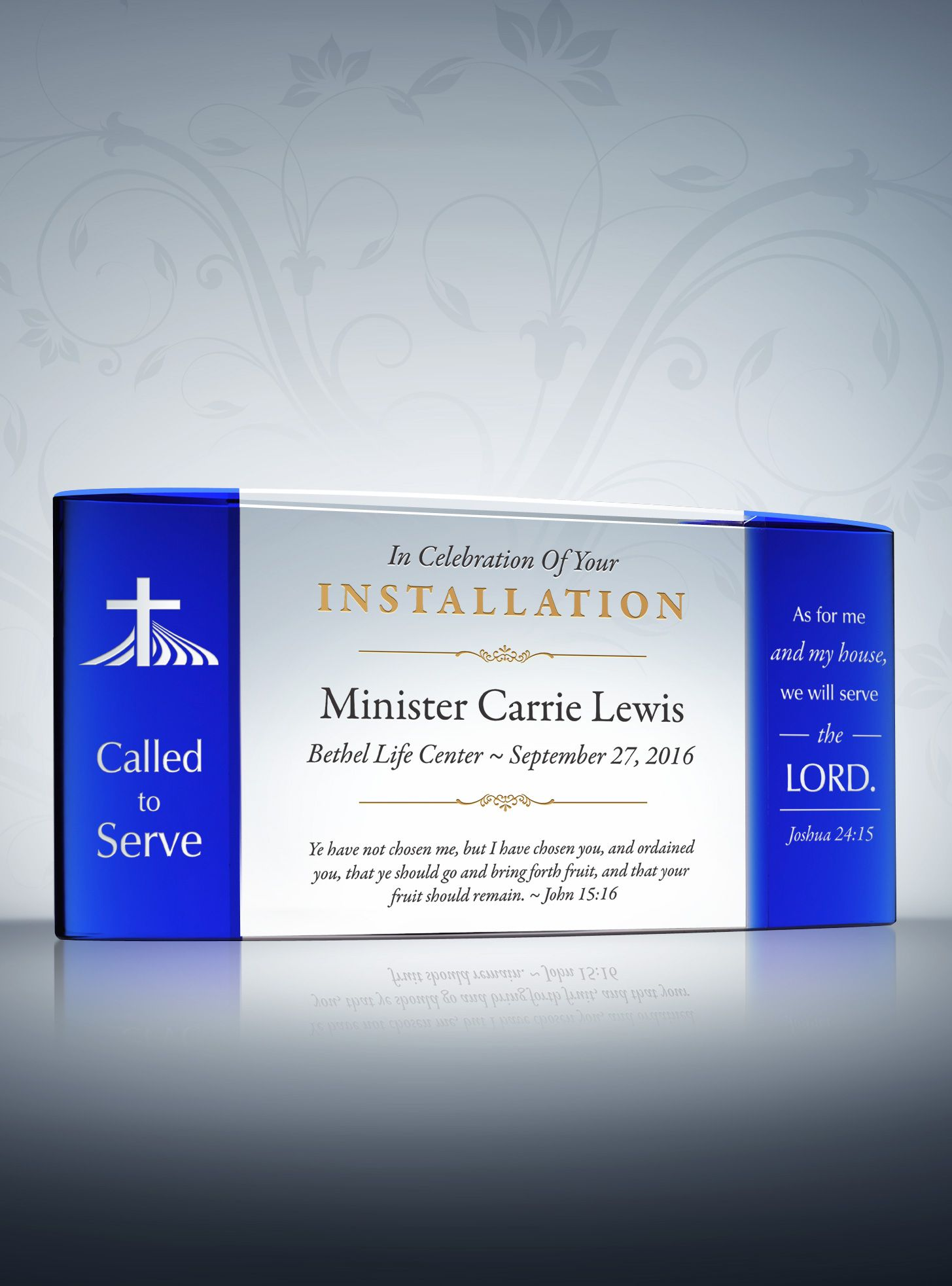 Pastoral Installation Plaques | Pinterest | Pastor and Celetions on