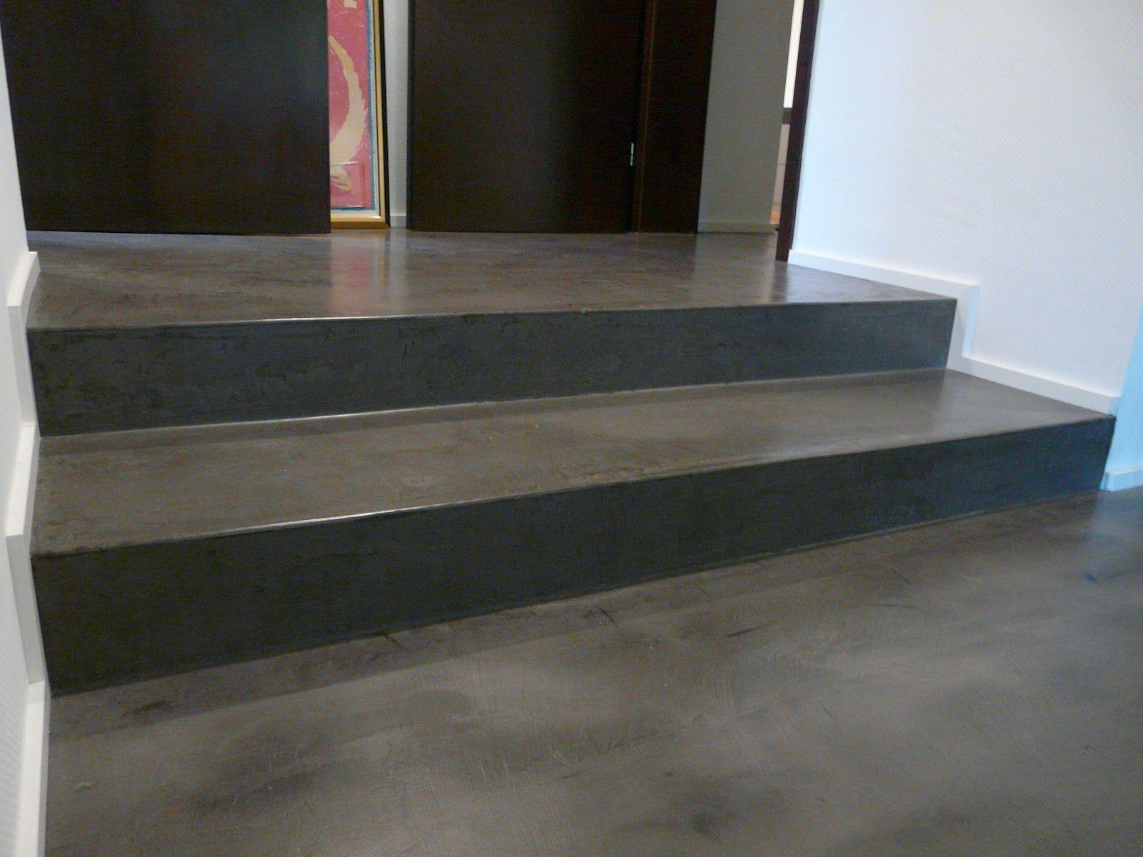 wandwohndesignbetoncire Beton Floor