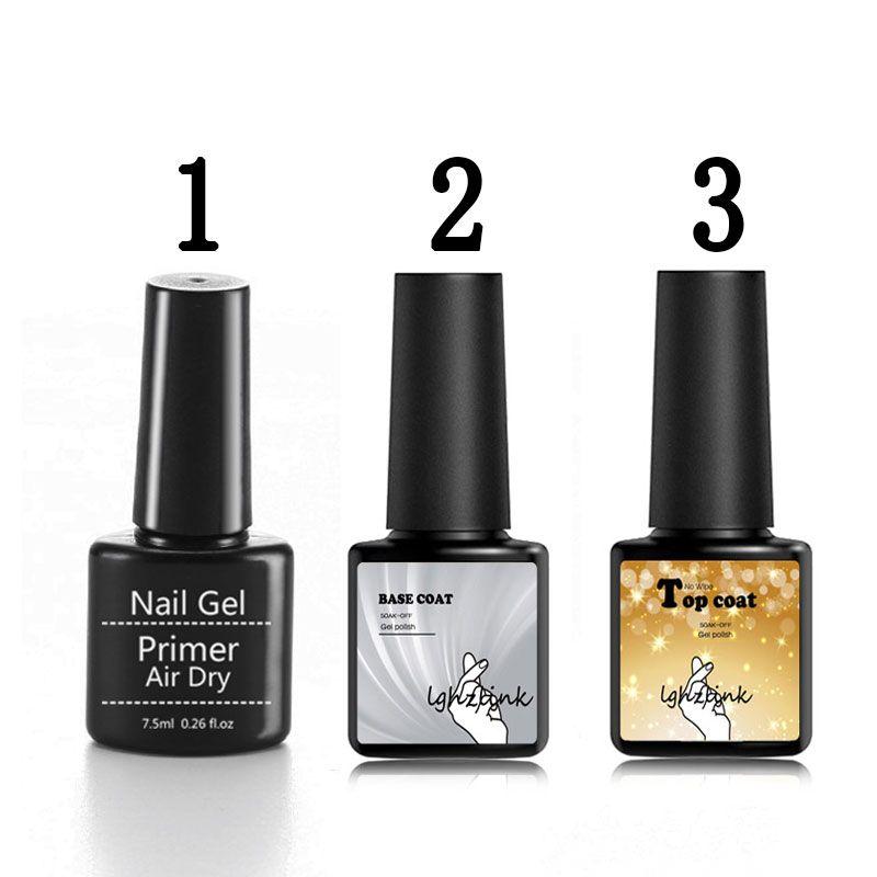 Lghzlink Nail Primer Gel Fast Air Dry Nail Primer Nail Art Acrylic No Need Of Uv Led Top Coat Dehydrator Nails Bonder Liquid In 2020 Uv Led Soak Off Gel Nails Dry