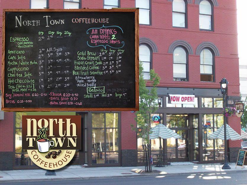 northtown coffeehouse coffee house yakima blended coffee pinterest