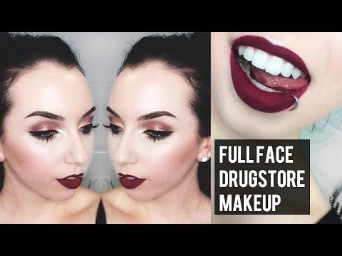 drugstore makeup starter kit 2015 must have products for