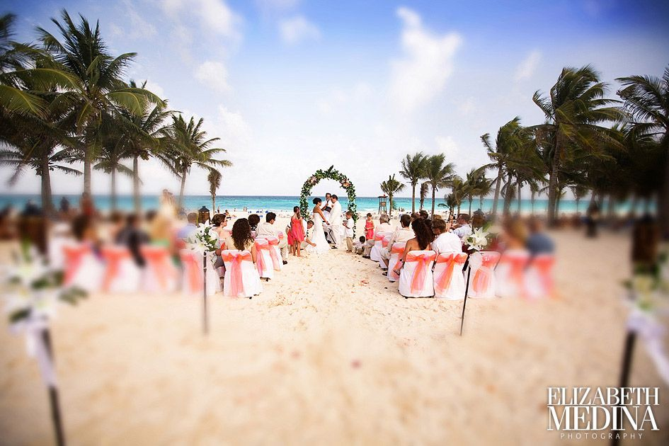 Playa Del Carmen Mexico Wedding Destination Riu Palace Weddings