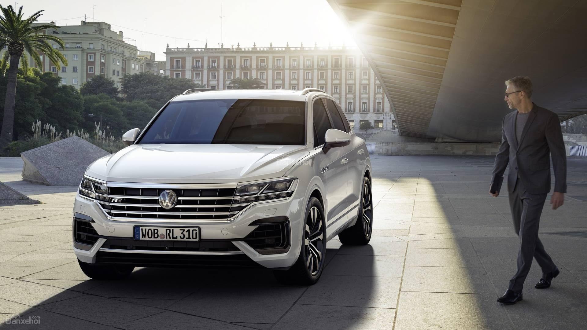 Whats New In đanh Gia Xe Volkswagen Touareg 2020 Veiculo De Luxo Suv De Luxo Carros De Luxo