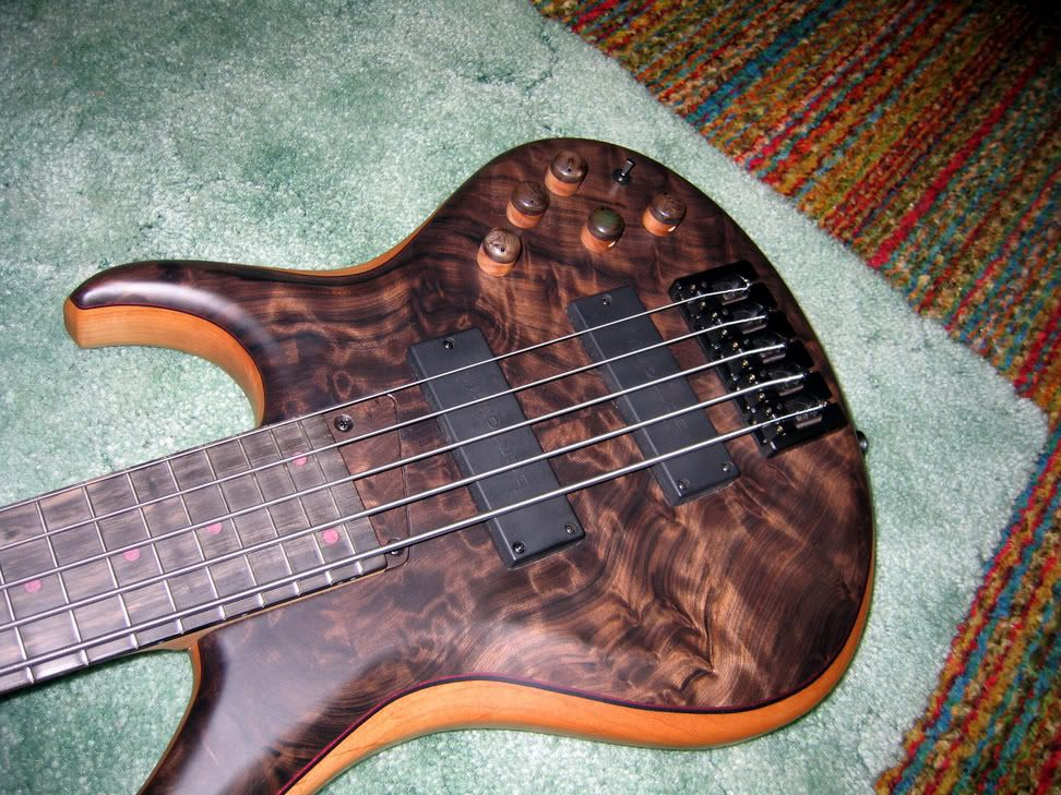 In addition to a Sadowsky, one bass that I always wanted was one from the mind and hands of Michael Tobias. After perusing many photos on th...