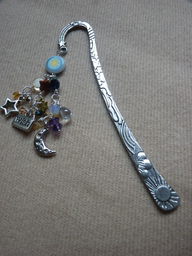 Wish Upon a Star bookmark £12.50