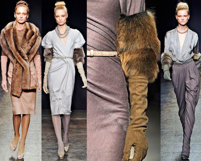 Модная коллекция от Donna Karan, осень-зима 2011-2012. Обсуждение на LiveInternet - Российский Сервис Онлайн-Дневников