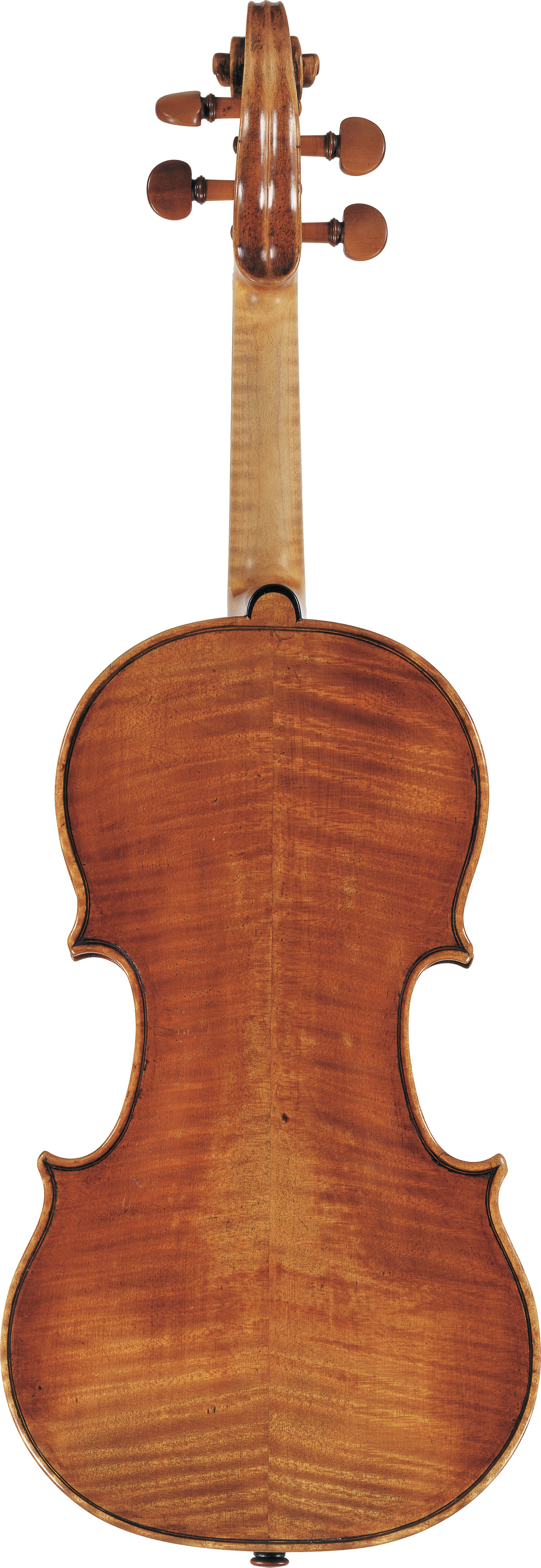 1703 Matteo Goffriller Violin from The Four Centuries Gallery