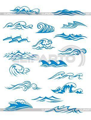 Resultado De Imagen Para Olas Dibujo Olas De Mar Dibujo De Onda Dibujo Del Mar