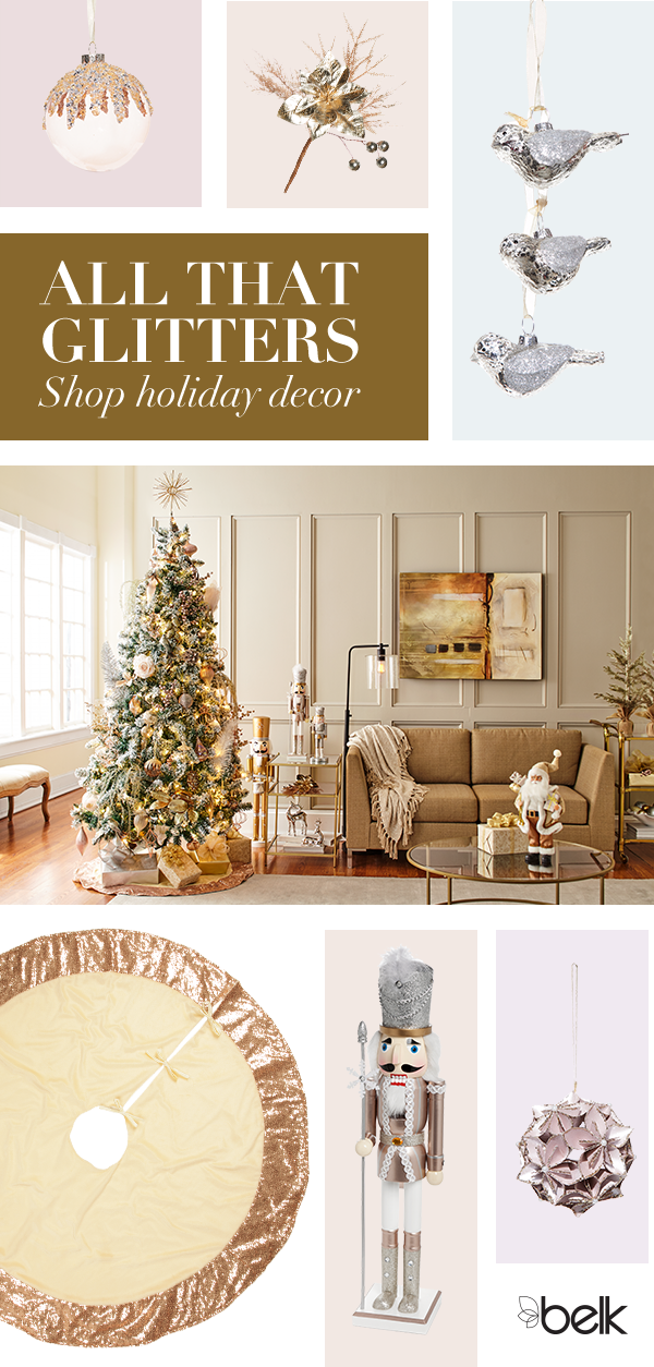 Get Your Home Ready For The Holidays With Great Deals On Seasonal Decor At Belk Shop Everything From Chr Seasonal Decor Holiday Decor Holiday Season Christmas
