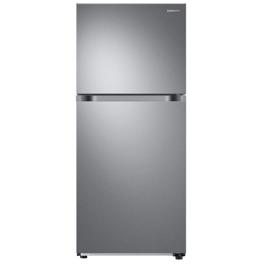 Samsung 17.6 Cu. Ft. Top Freezer Refrigerator With