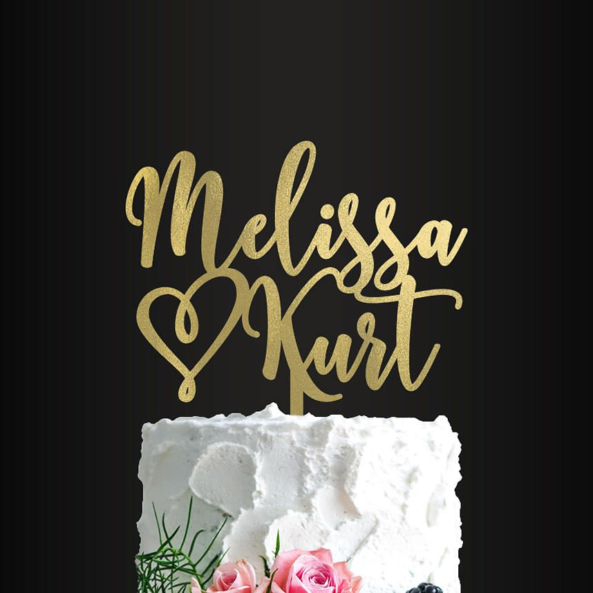 Personalized Wedding Cake Topper Custom Cake Topper Mr And Etsy In 2020 Custom Cake Toppers Personalized Wedding Cake Toppers Cool Wedding Cakes