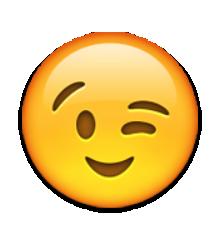 Résultats de recherche d'images pour «smiley clin d'oeil»