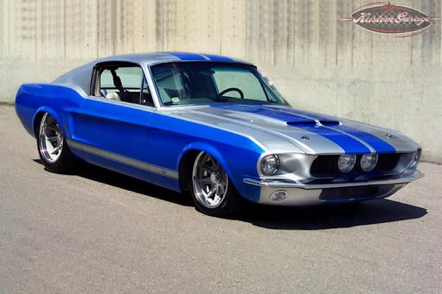 La Mustang Di Alloway S Hot Rod Shop Ford And Cars