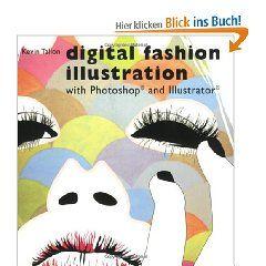 Kevin Tallon, Digital Fashion Illustration