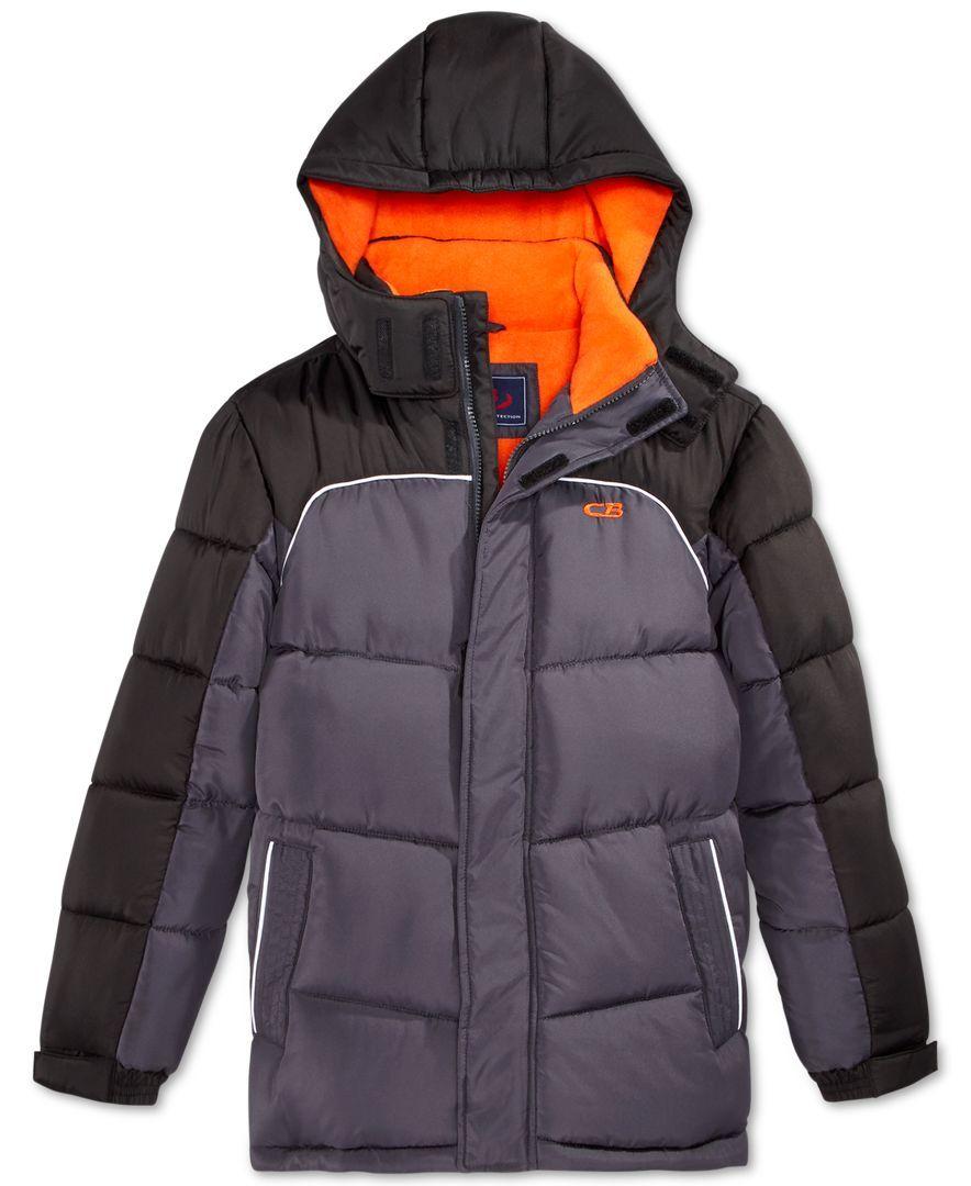 Weatherproof Little Boys Promo Puffer Coat Kids Macy S Puffer Coat Kids Jacket Kids Coats [ 1080 x 884 Pixel ]