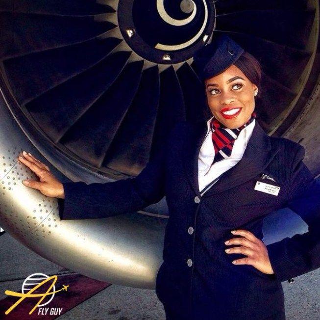 British Airways cabin crew MY OLD AIRLINE DAYS Pinterest