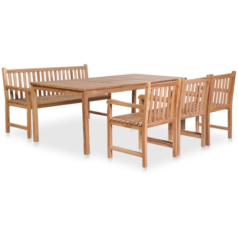 Salon de jardin | Outdoor furniture sets, Corner dining set ...