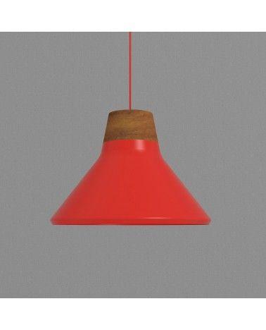 Pendente Cone , da Dimlux. Design Moderno