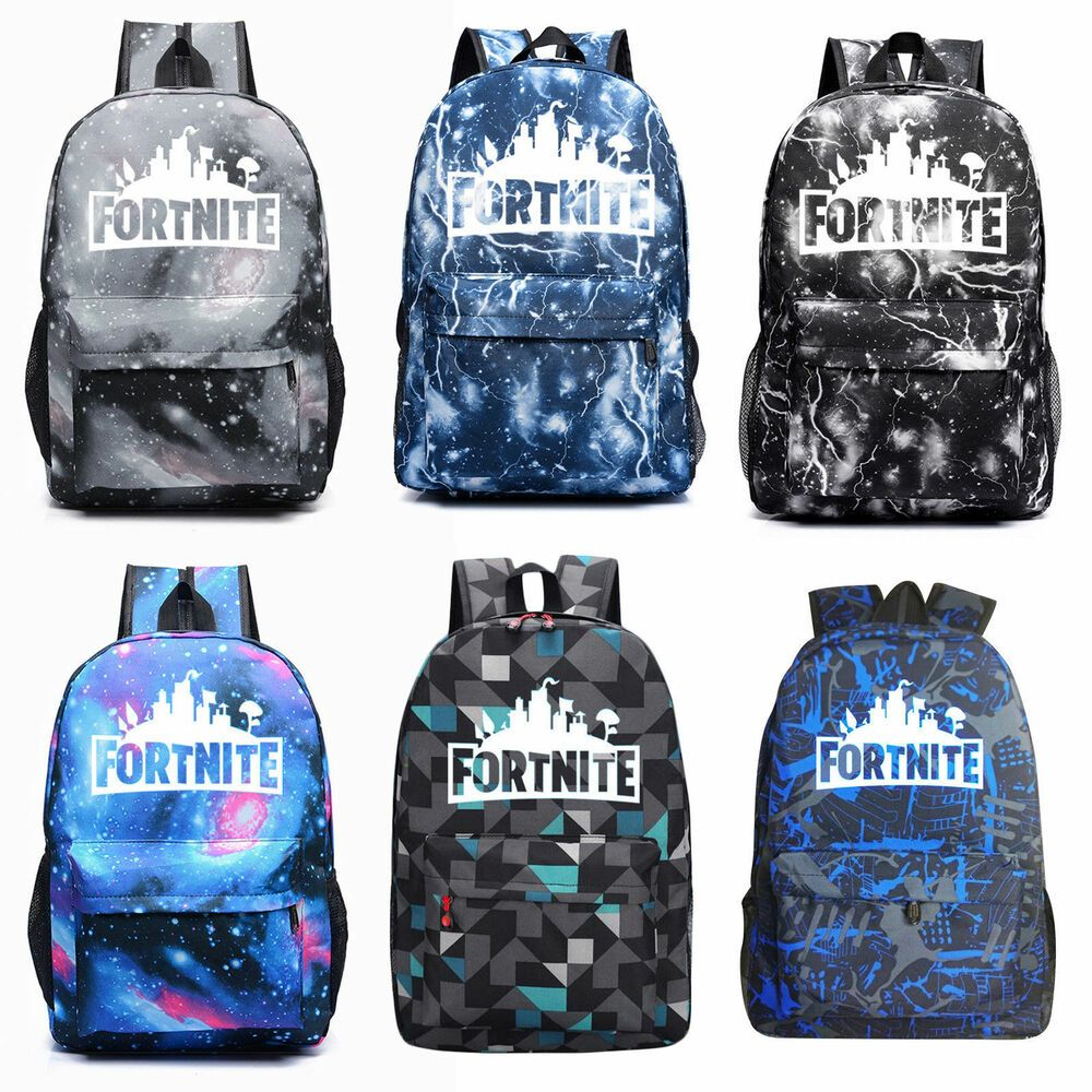 5ced6bc80248e Fortnite Battle Royale Rucksack Boys Girls Gift Galaxy School Bag 20L UK  XMAS 88  fortnite  UK  game