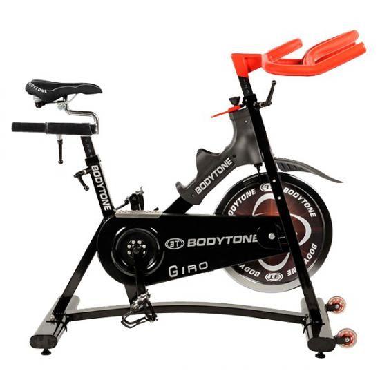Bodytone Giro Bicicleta Spinning Indoor Cycling Bike Spin Bike