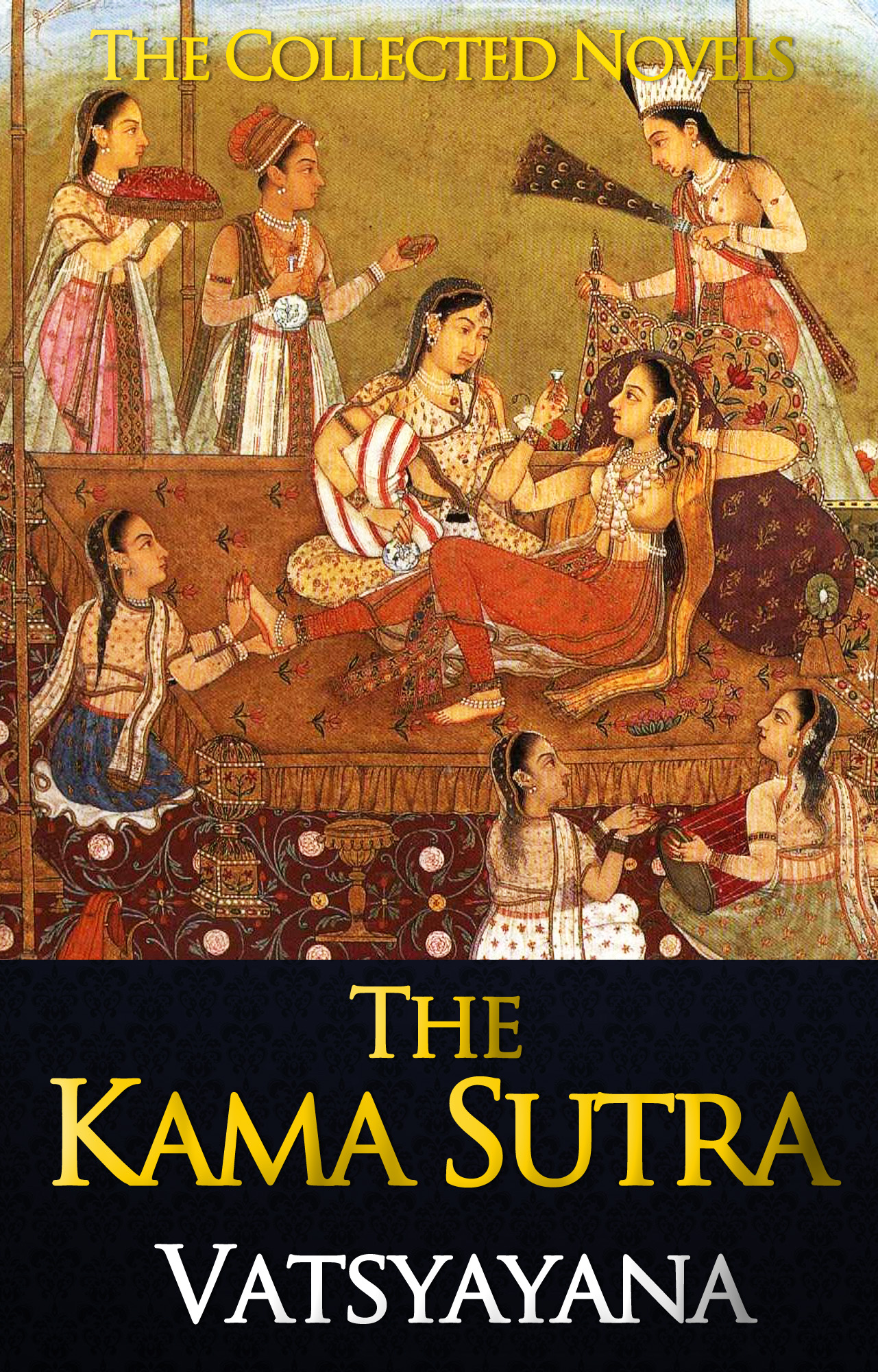 The Kama Sutra is a text of human sexuality that dates ...