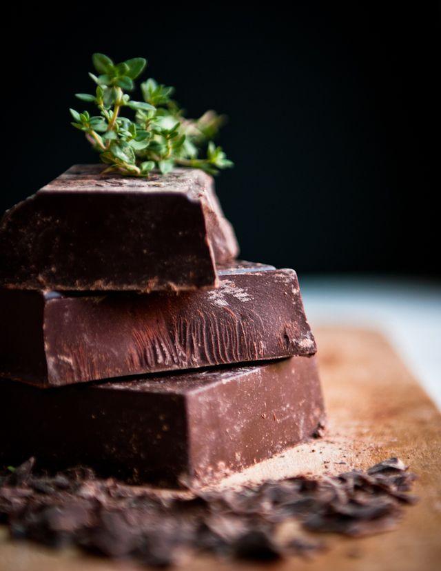 Rasa cokelat Thyme