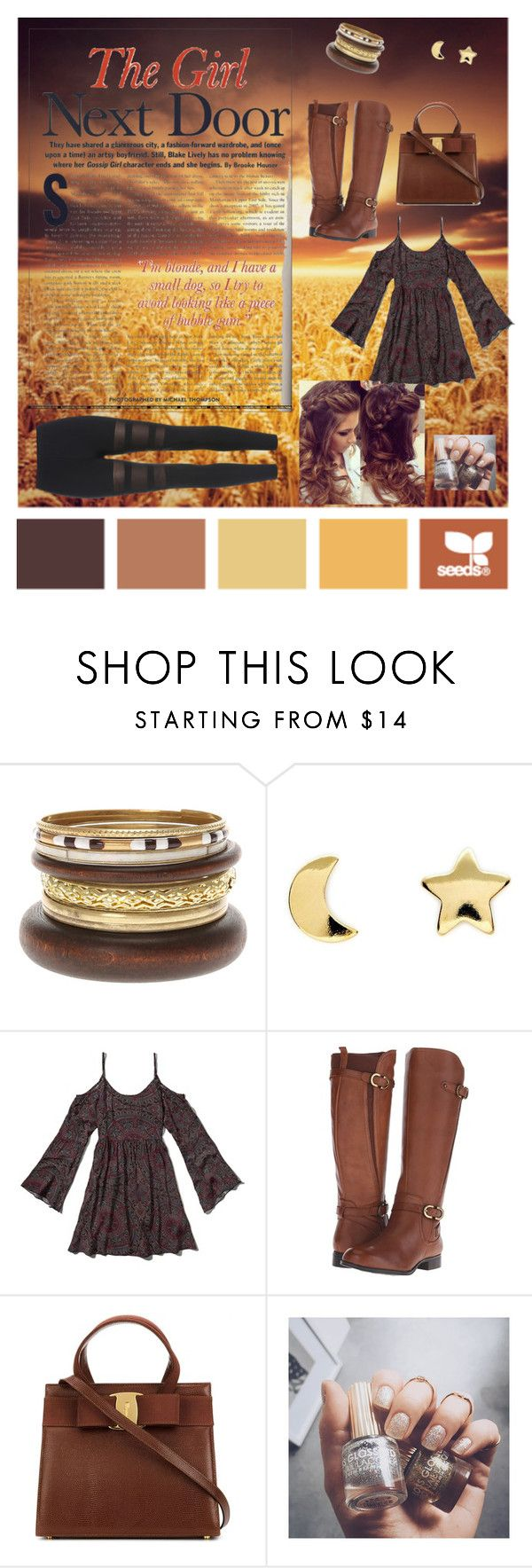 """""""Untitled #119"""" by penny197928 ❤ liked on Polyvore featuring Erica Weiner, Abercrombie & Fitch, Naturalizer, Floss Gloss, women's clothing, women's fashion, women, female, woman and misses"""