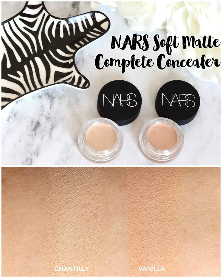 NARS Soft Matte Complete Concealer Review - Perilously Pale