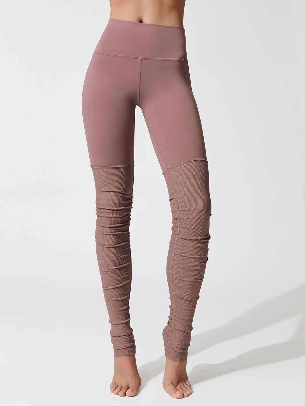 b2114129270fa Alo Yoga High-Waist Goddess Legging | Fitness | Style | Yoga leggings,  Fashion, Leggings