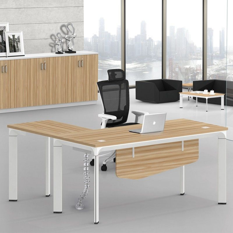 Asian Office Furniture Throughout Simple Style Asian Office Furniture Malemine Faced Mdf 16m Shape Table