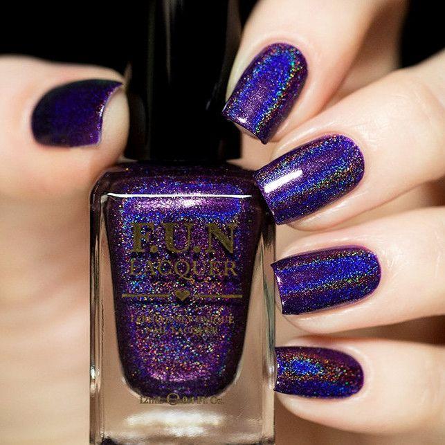 Fun Lacquer Evening Gown Nail Polish | Makeup | Pinterest | Fun ...