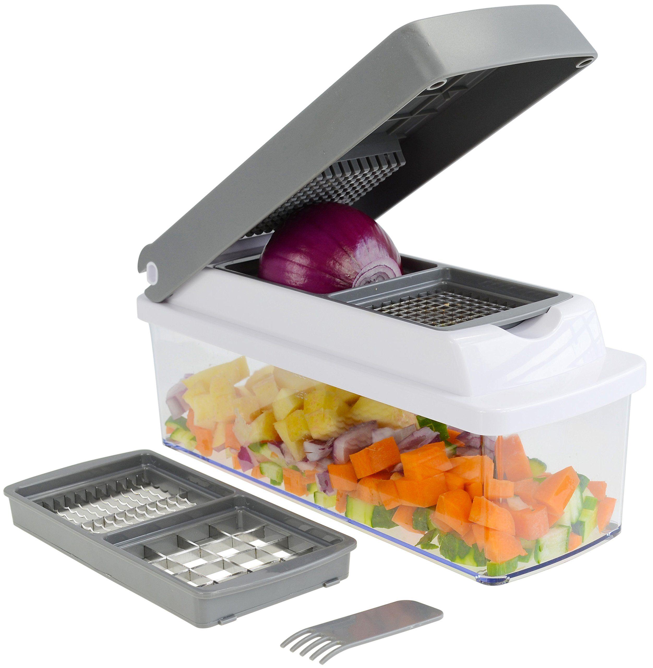 Amazon.com: Surpahs Chop Wizard - Multi Vegetable Cutter, Slicer ...