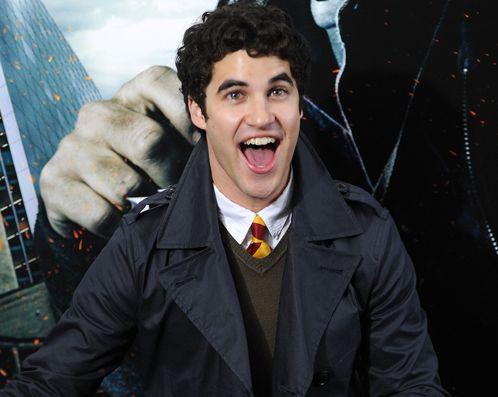 Darren Criss Team Starkid Wiki Darren Criss Darren Criss Harry Potter Hp Movies