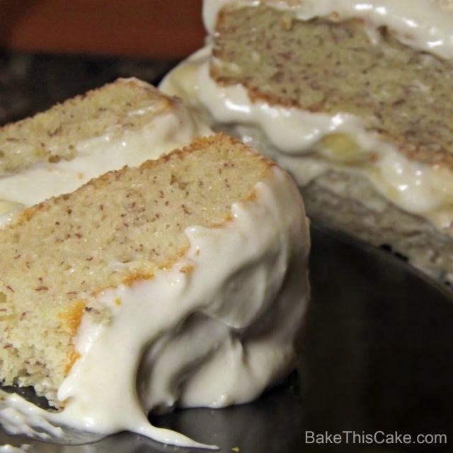 Fresh Banana Frosting Recipe For Betty S Banana Layer Cake