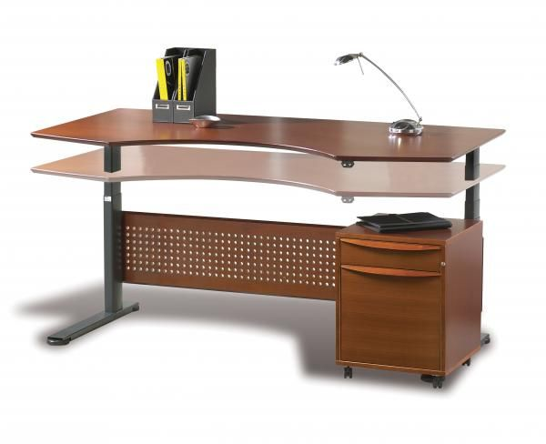 Jesper Sit Stand Desk At Denmark Interiors $2500 For The 75 Inch Version,  They Have A 55 Inch Long As Well.
